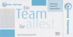 Werbung und Marketing Powerteam Fulda