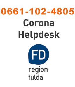 Corona Helpdesk