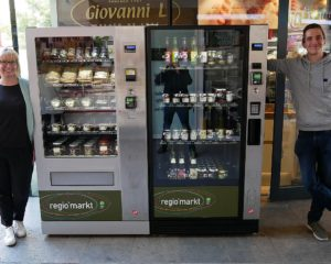 Lebensmittelautomat von Region Markt in Fulda