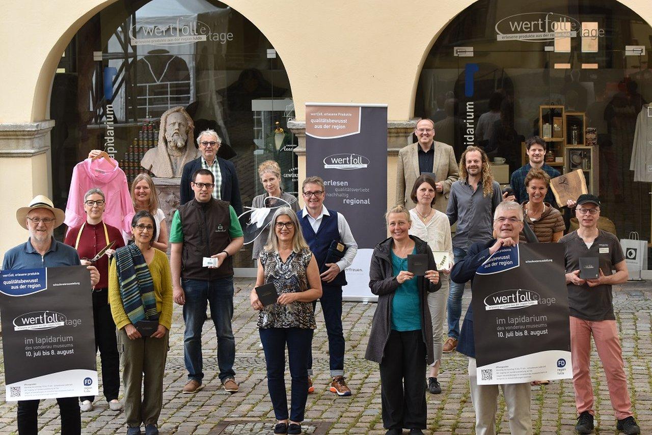 Region Fulda Schaufensterausstellung