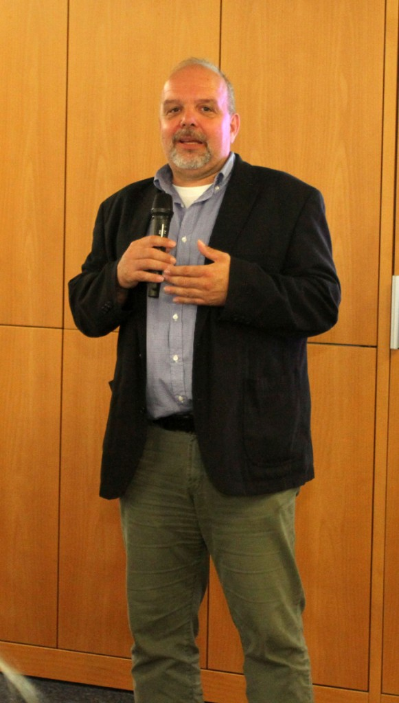 Christoph Burkard lädt zum Innovationsabend ins Fuldaer ITZ ein