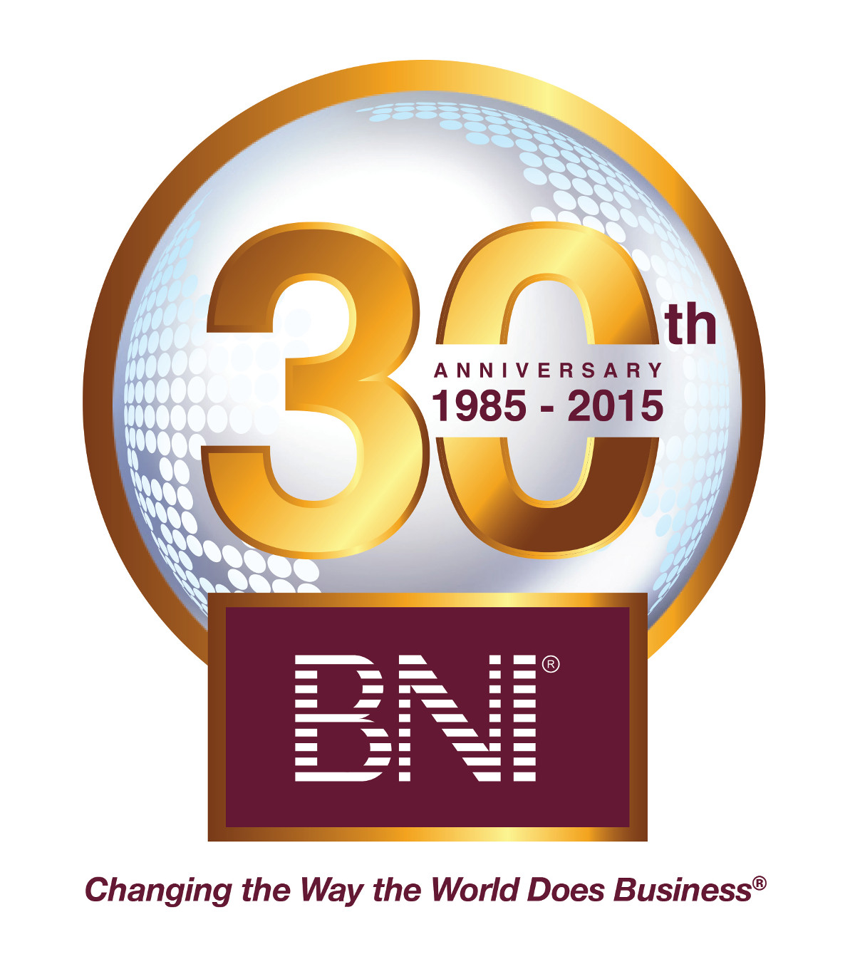 30 Jahre BNI - Changing the Way the World Does Business