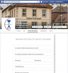 Walter-Fach-Kraft-Facebook-App