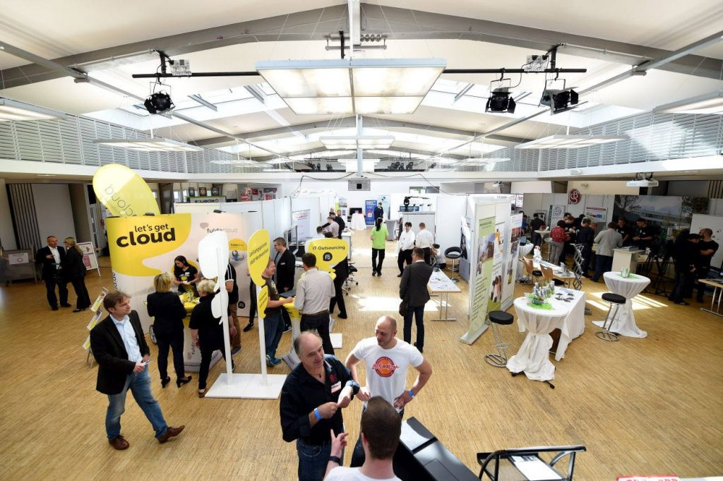 Technologie- und IT - Messe fibit 2016