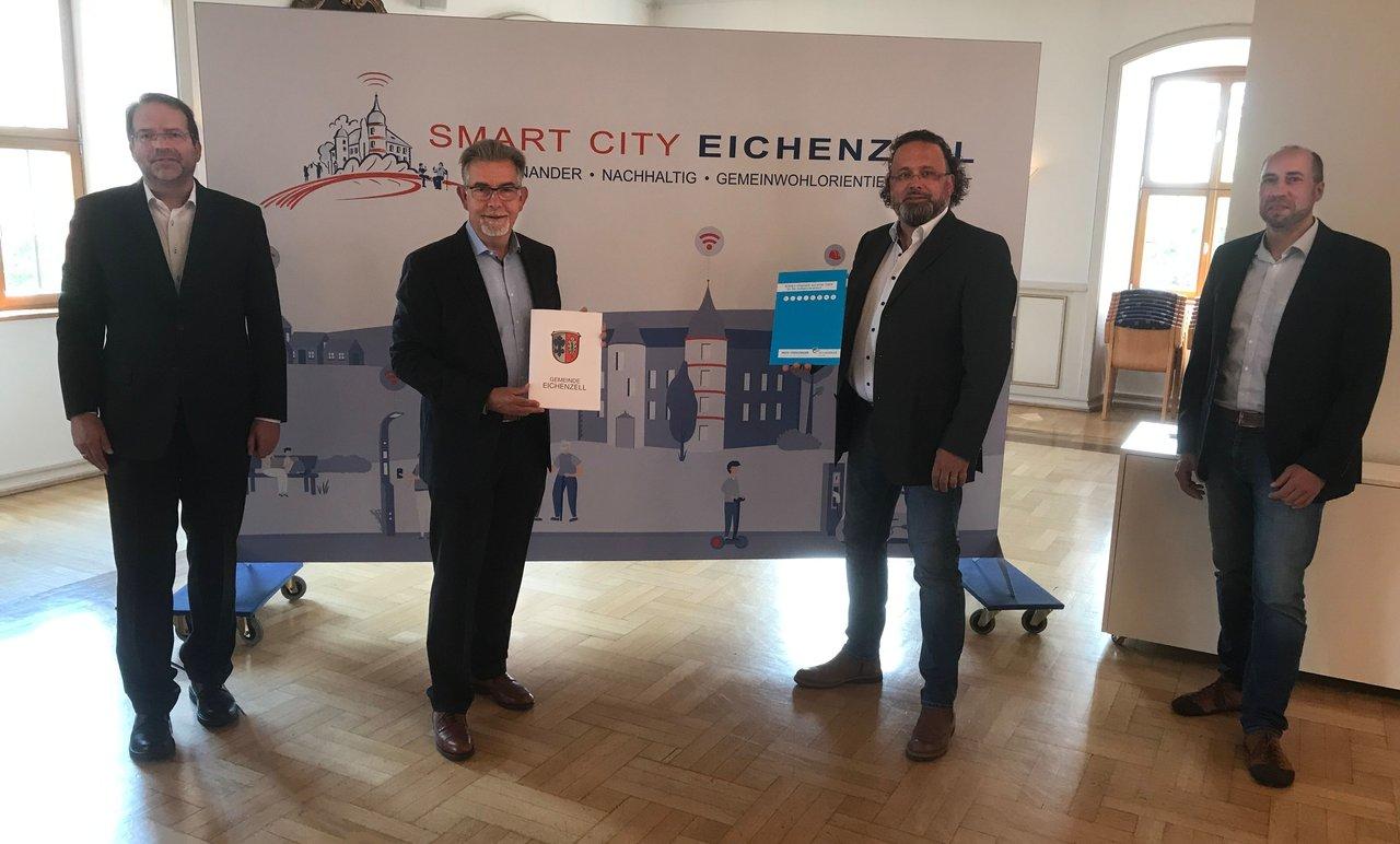 RhönEnergie Smart City Eichenzell