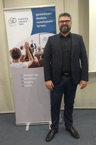 Das Marketing-Netzwerk Fulda lud Patrick Breitenbach für seinen Fachvortrag nach Fulda ein.