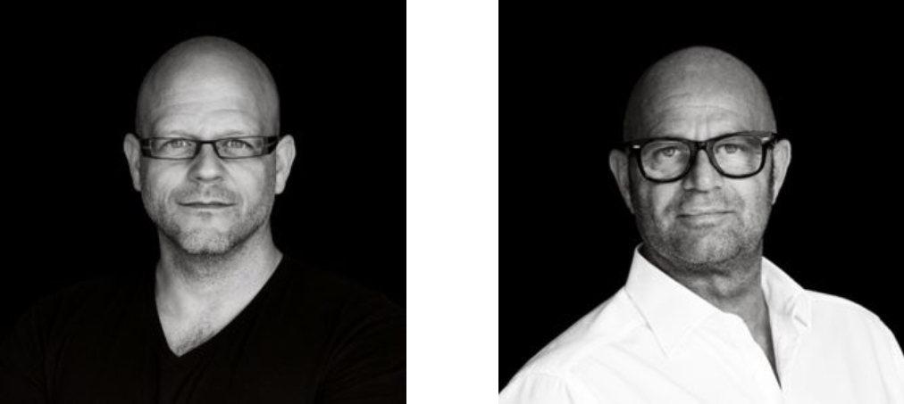 Geschäftsführer Loftagentur: Roger Altmeier (links) und Holger Oskar Junge