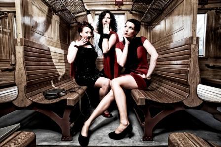 Das Trio Sabinett, Foto: W. Rammler