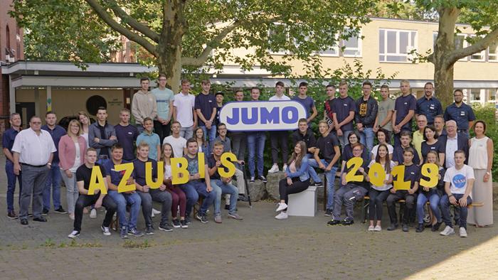 JUMO-Azubis 2019