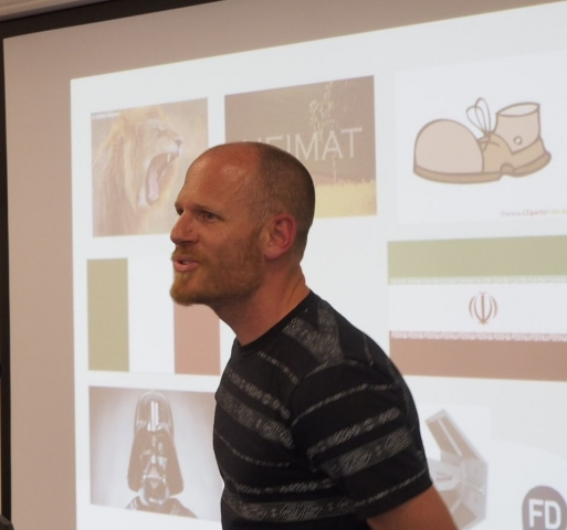 Felix Wesslling: Felix Wessling ist ein Fuldaer Vollblutgastronom
