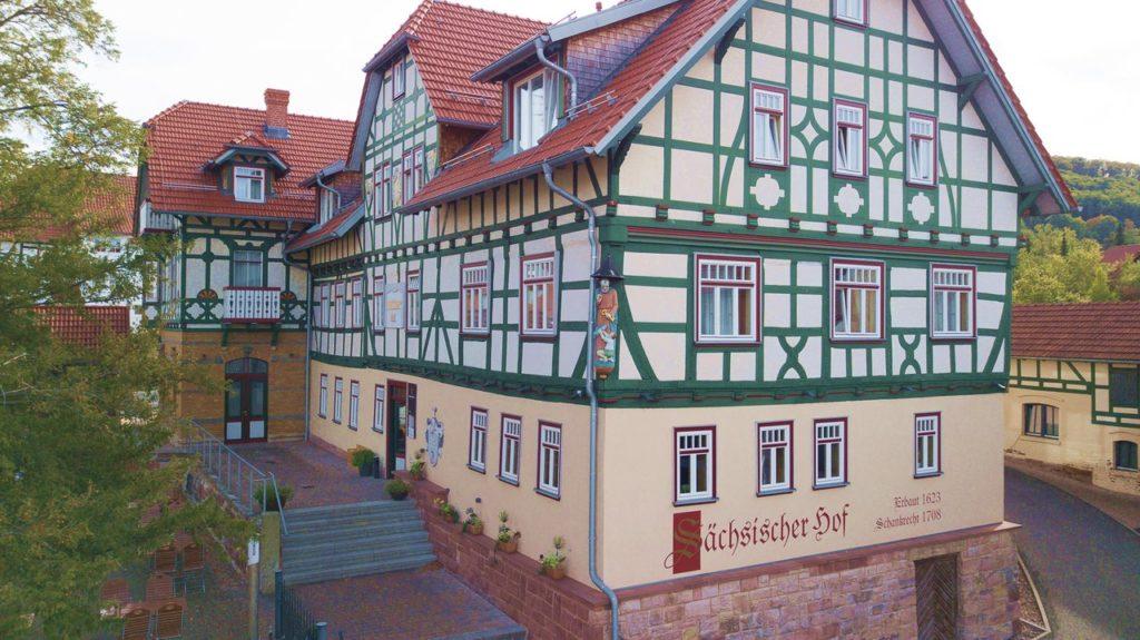 Hotel SaxenHof Dermbach