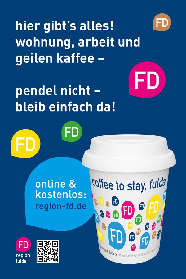 "Wiederverwendbare Tasse ""coffe to stay"""
