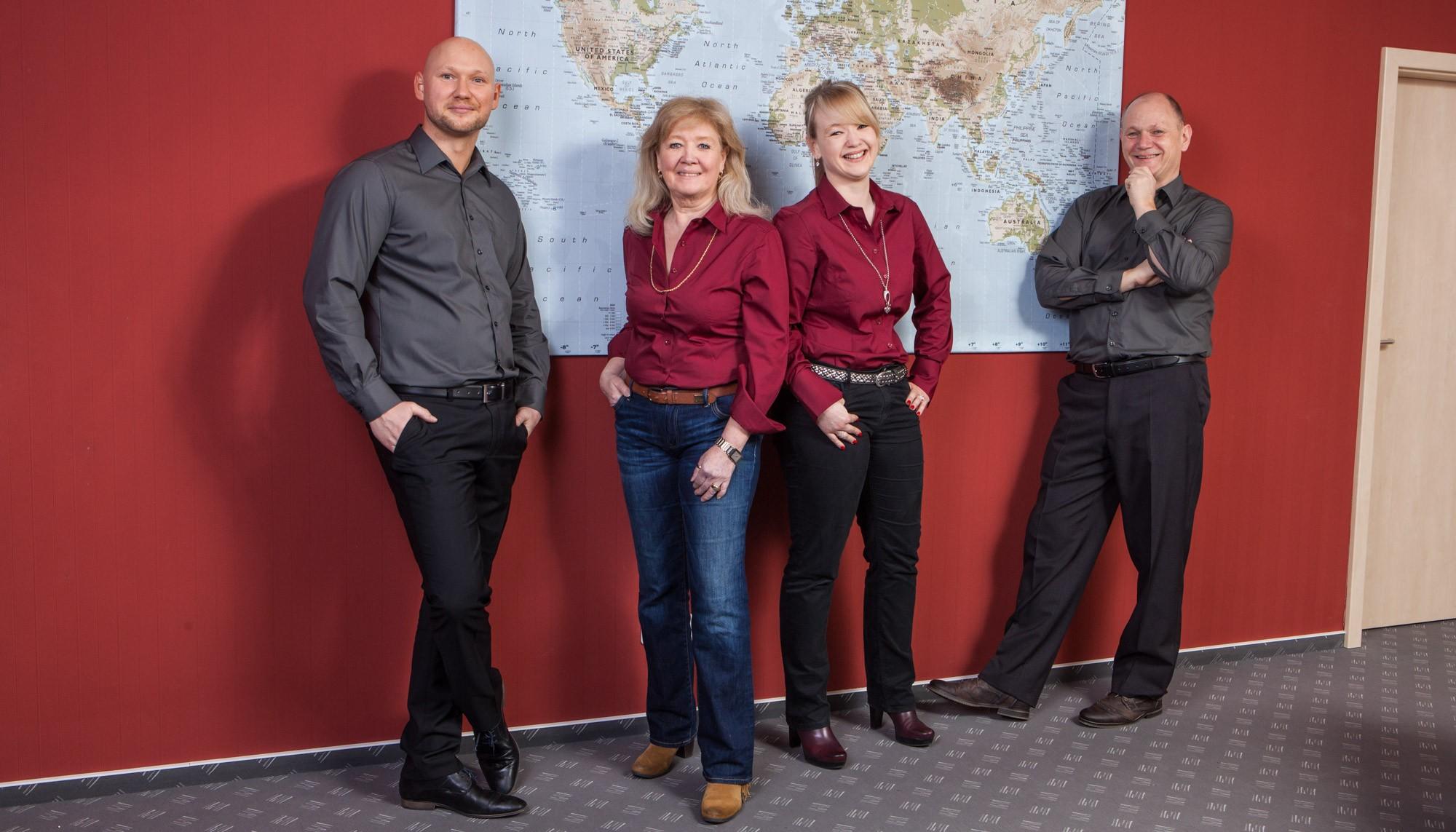 Die Fa. Armin ist ein Familienunternehmen aus Rodenbach