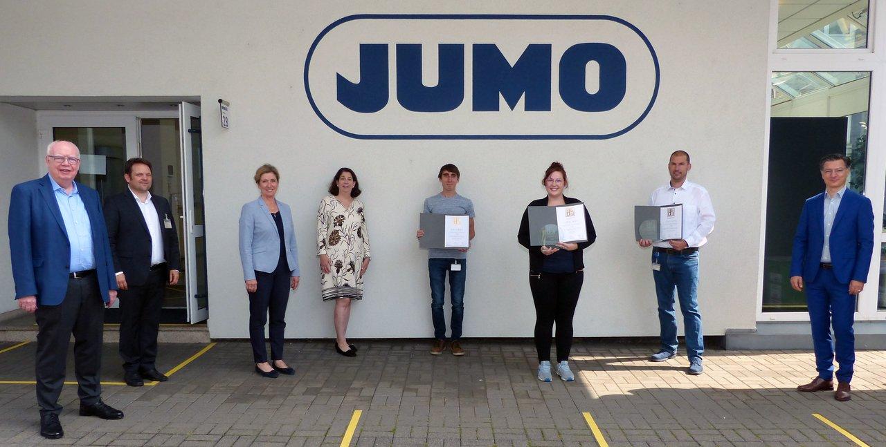 Jumo Wettbewerb Ideenmanagement