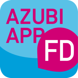 An diesem Symbol ist die Azubi-App zu erkennen