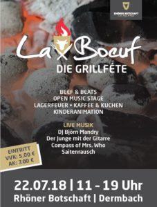 """""""LaBoeuf – Die Grillféte"""