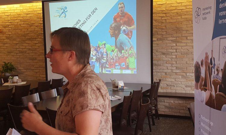 Hilde Aust von SPEED Agentur für Sportmarketing und Eventmanagement