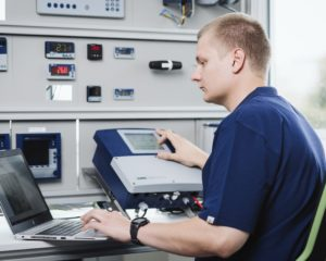 In der belgischen JUMO-Tochtergesellschaft wird hochwertige Mess- und Regeltechnik für High-Tech-Branchen hergestellt.