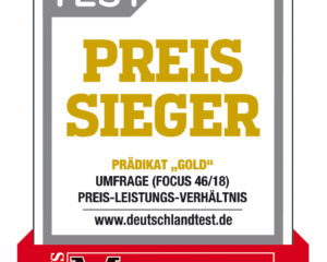 Ausgezeichnet: RENSCH-HAUS ist Preis-Sieger 2018 im Deutschland Test