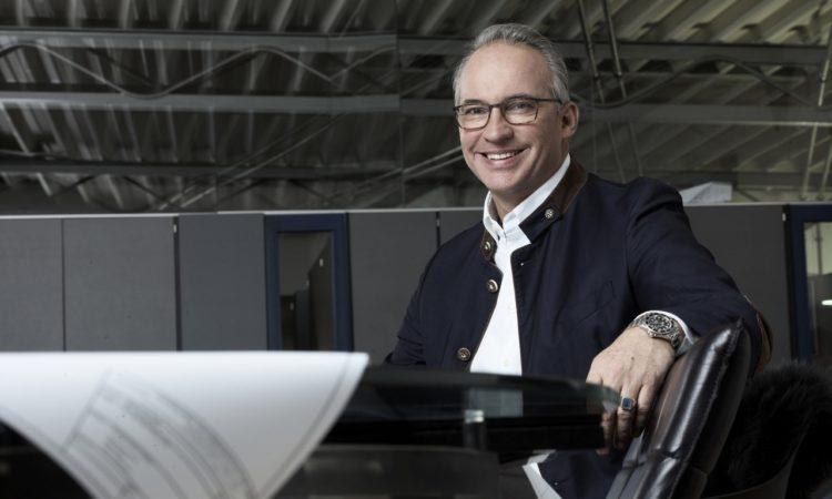Geschäftsführer Andreas Hornung freut sich auf viele Interessenten Fotograf: André Druschel