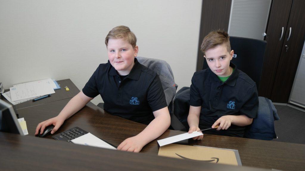 Beruflicher Alltag im Sekretariat: Firmenpost bearbeiten