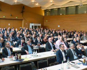 Das International Sales Meeting ist die größte und wichtigste interne Veranstaltung der weltweit aktiven JUMO-Unternehmensgruppe.
