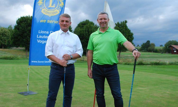 9. Benefiz-Golfturnier des Lions Club Lauterbach-Vogelsberg