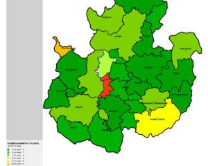 Aktueller Schuldneratlas für die Region Fulda