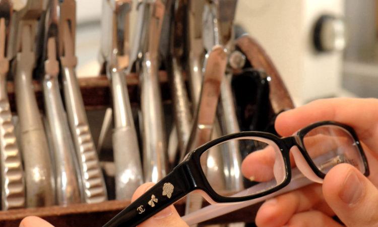 Optikerhandwerk