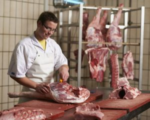 Fleischereihandwerk