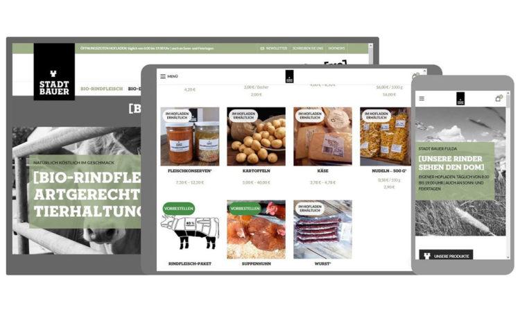 Stadt Bauer Fulda mit neuer Website und noch mehr Services