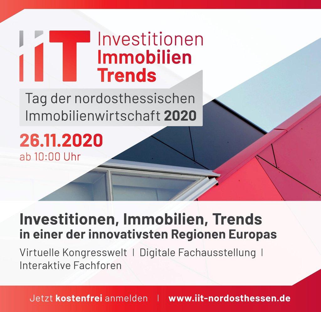 Investitionen.Immobilien.Trends - Tag der nordosthessischen Immobilienwirtschaft 2020