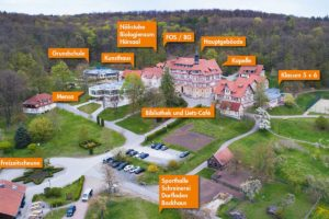 Virtueller 360-Grad Rundgang im Lietz Internatsdorf Haubinda