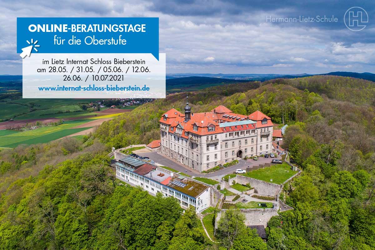 Oberstufengymnasium Lietz Internat Schloss Bieberstein