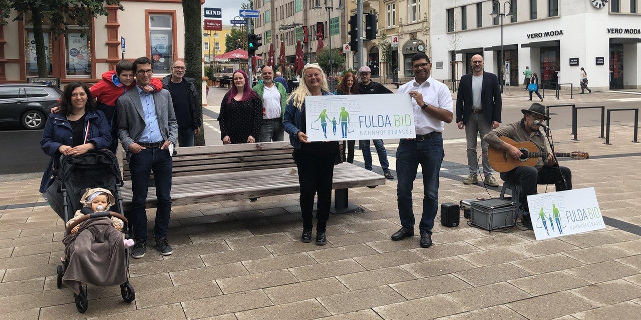 Straßenmusiker Fulda